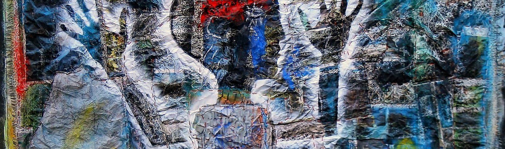 Marc Rayner – målningar och skulptur