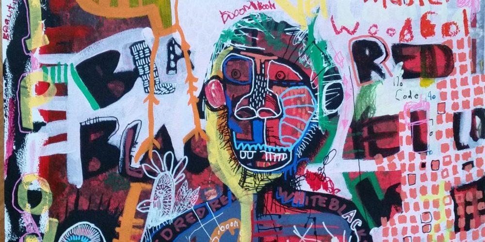 Marc Rayner – Mad world – målningar och skulpturer