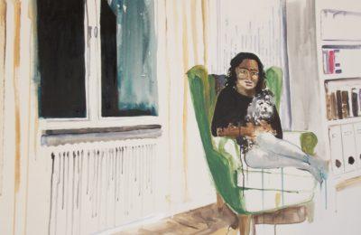 Stina Gunnarsson – målningar