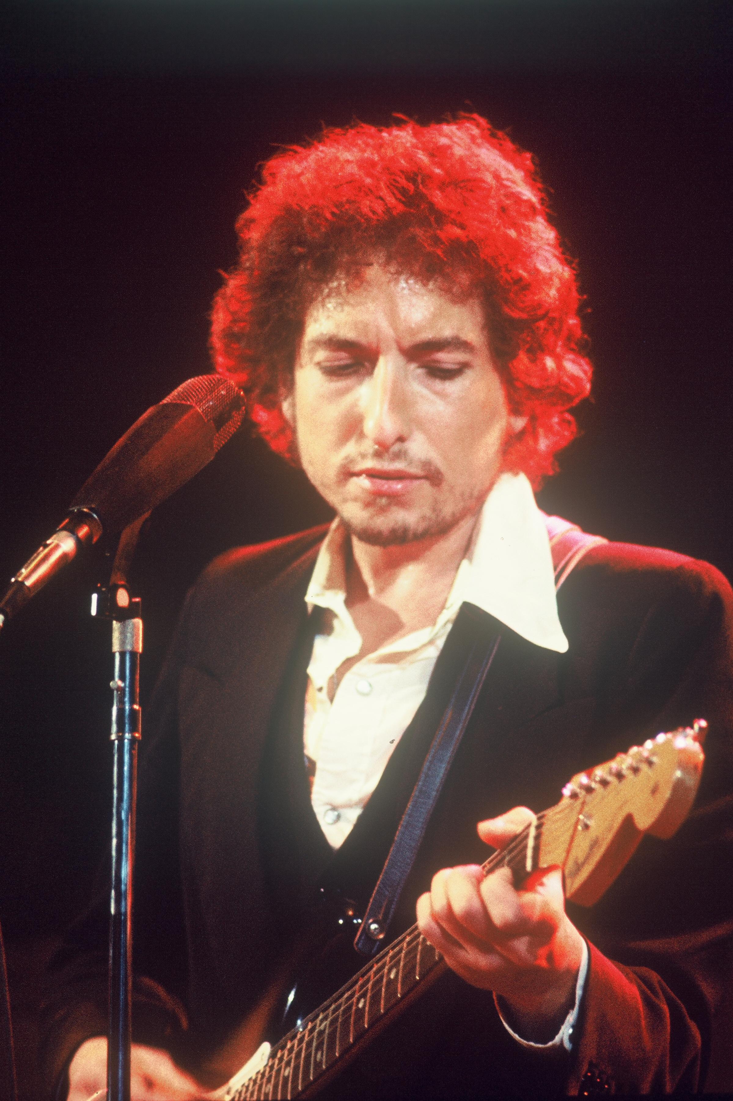Bob Dylan Ed Finnell