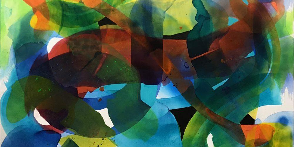 Birgitta Glenmark – Color & Shapes