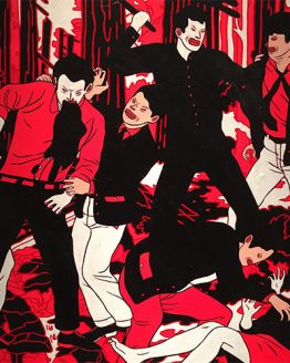 Cleon Peterson - Vampyres