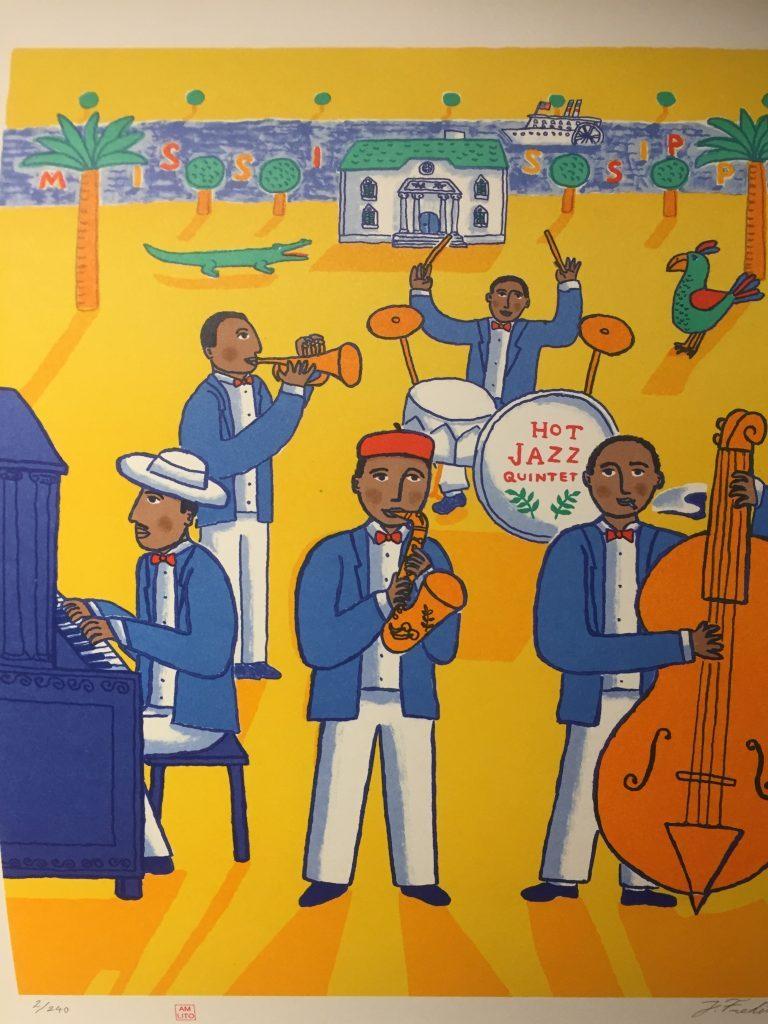 Jonas Freden - New-Orleans