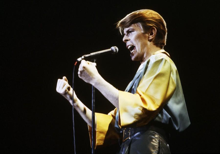 Torbjörn Calvero - David Bowie 1978