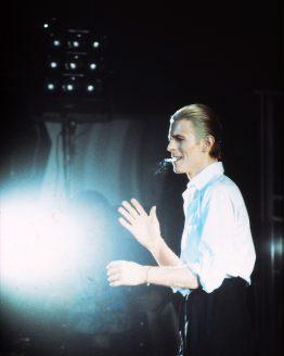 Torbjörn Calvero - David Bowie, Tennishallen Stockholm 1976