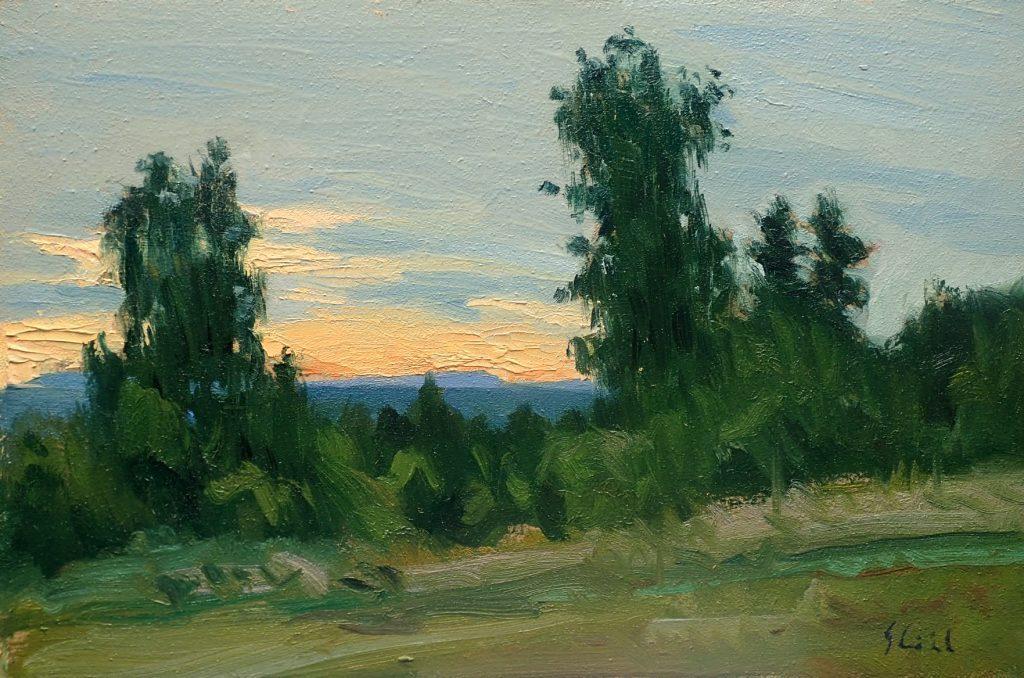 Anders Ståhl - Landskap 2