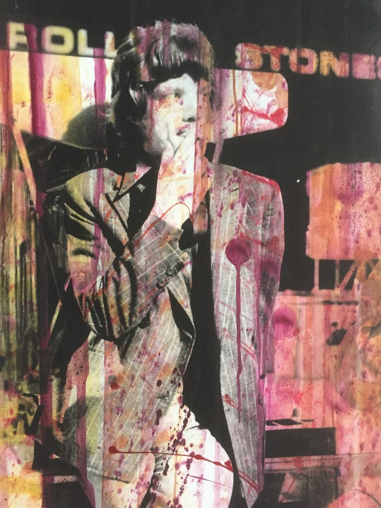 Jan Olofsson - Mick Jagger