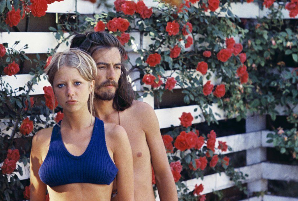 Pattie Boyd - Rose Garden