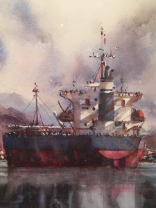 Ship - Björn Bernström