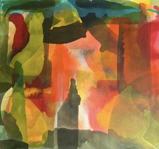 Birgitta-Glenmark-The-Bottle-akryl-på-duk-100x100cm-25.000kr